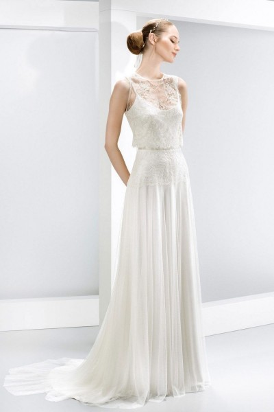Wedding dress Jesus Peiro 6018