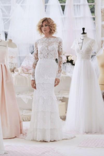 Wedding dress Atelier Emelia Adrienne