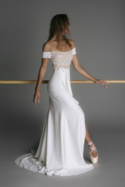 Wedding dress Rime Arodaky Bejart
