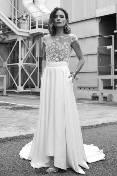Wedding skirt Rime Arodaky Clyde