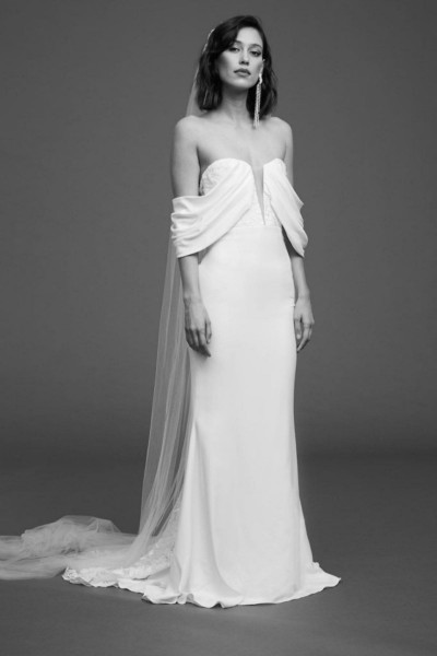 Wedding dress Rime Arodaky Duran