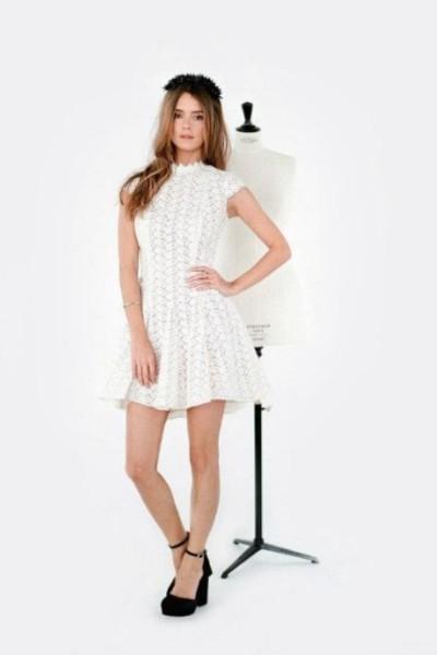 Short Wedding Dress Rime Arodaky Gabrielle