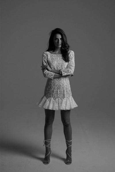 Short Wedding Dress Rime Arodaky Gillian