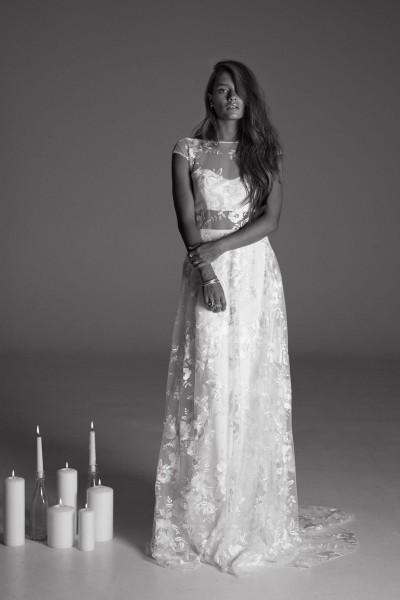 Wedding dress Rime Arodaky Delilah