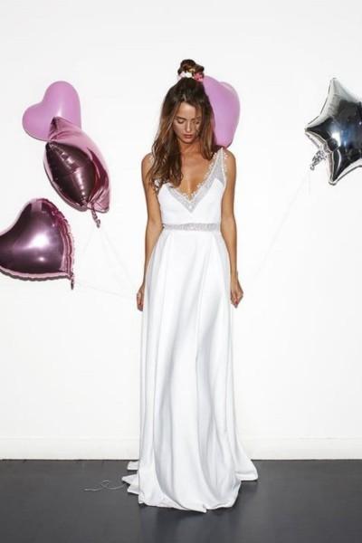 Wedding dress Rime Arodaky Fleetwood