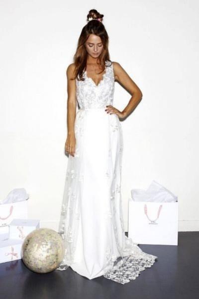 Wedding dress Rime Arodaky Solvang