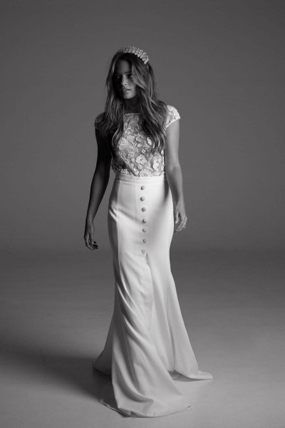 Wedding dress Rime Arodaky Sewell