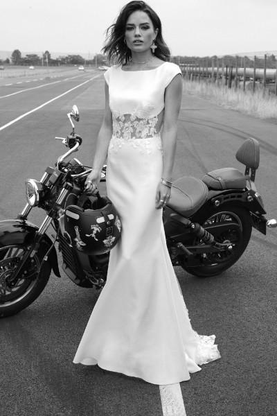 Wedding dress Rime Arodaky  Stone