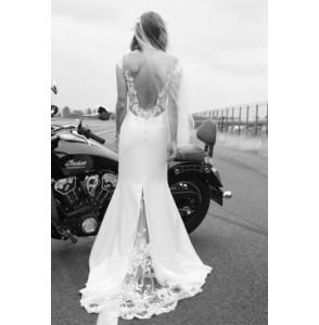 Wedding dress Rime Arodaky  Stone back