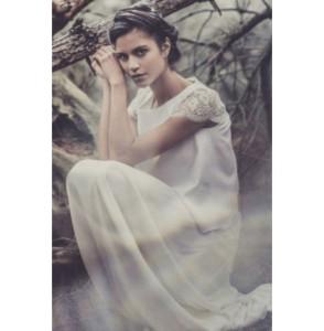 Wedding skirt Laure de Sagazan Bergman