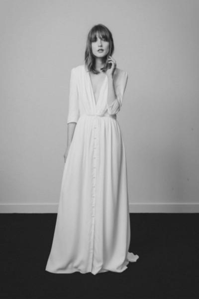 Wedding dress Donatelle Godart Claire de Lune