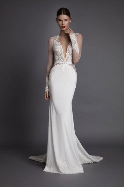 Wedding dress Muse by Berta Alana