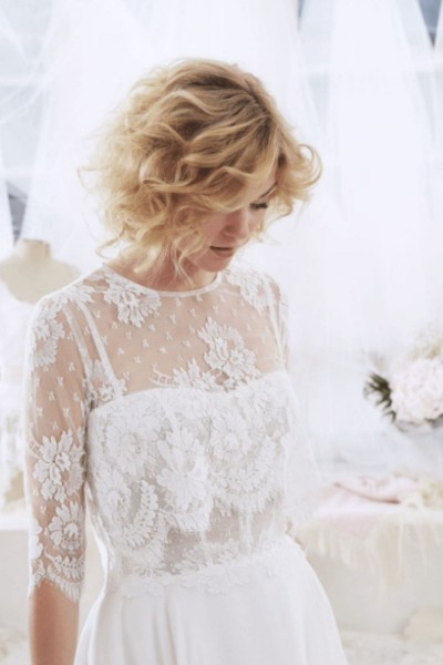 Wedding top Atelier Emelia Anis