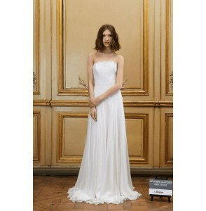 Wedding dress Delphine Manivet Arsene front