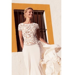 Wedding dress Margaux Tardits Cadix