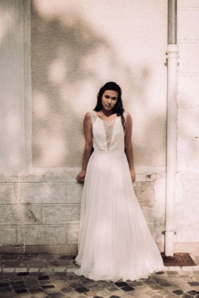 Wedding dress Atelier Swan Blanche
