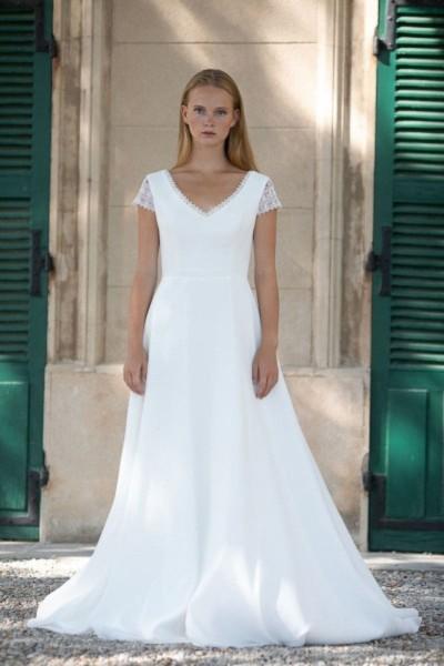 Wedding dress Alba Carmen