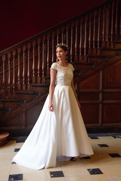 Wedding dress Maison Floret Charlie front