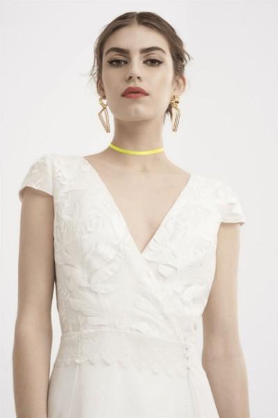 Wedding dress Rembo Styling lady love bust