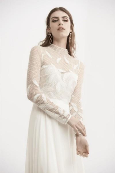 Wedding dress Rembo Styling Sweet Sugar Pie front