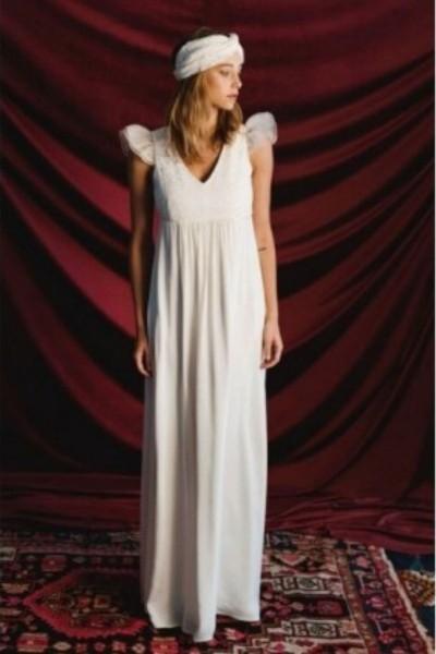 Wedding dress Harpe Sublime front