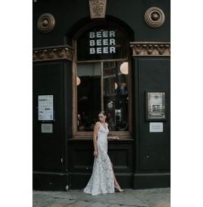 Wedding dress Manon Gontero Brixton front