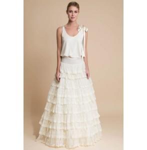Wedding top Delphine Manivet Jersey front