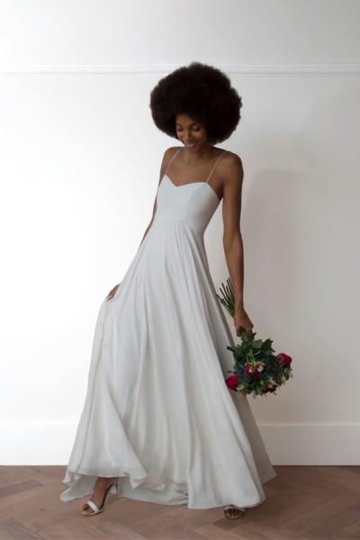 Wedding dress Charlie Brear Carene full