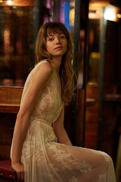 Wedding dress Anna Kara Shadow front