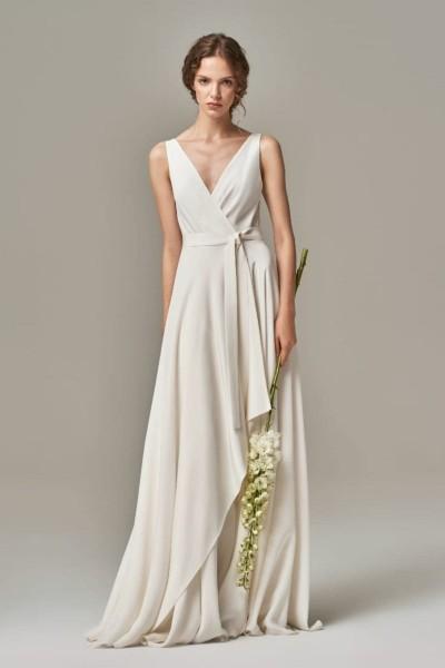 Wedding dress Anna Kara Kaja front