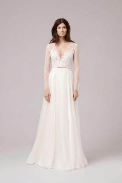 Wedding dress Anna Kara Ludivigne front