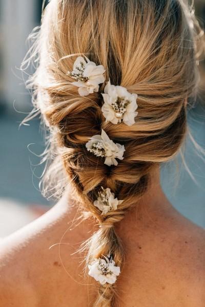 Wedding hairpins set Les Couronnes de Victoire Ornella back