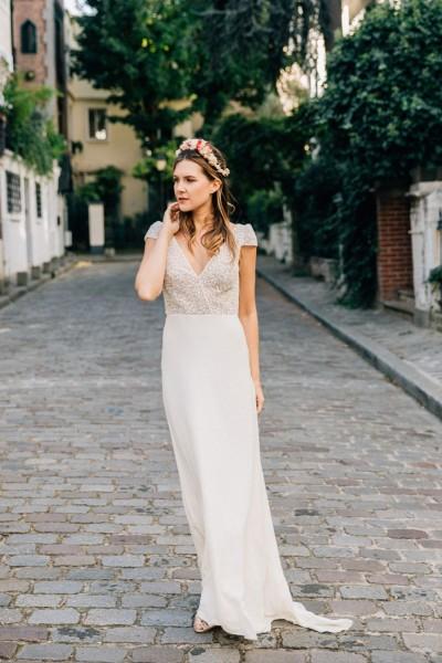 Wedding dress Oksana Kokhan Cerise full