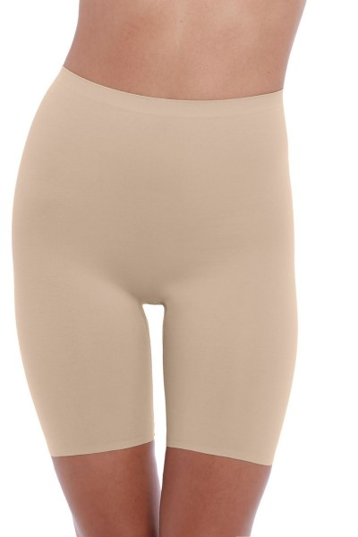 Body Shaper Wacoal Beyond Naked Cotton Shapewear Thigh Shaper front
